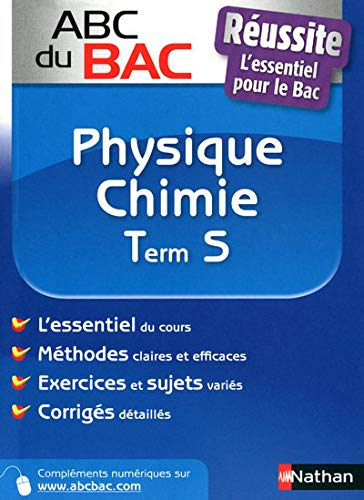Physique-Chimie Term S
