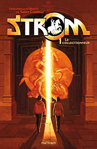 Strom - Tome 1 - Le collectionneur