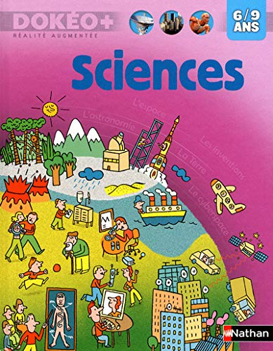 Sciences : 6/9 ans