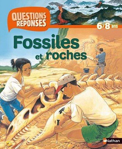 Fossiles et roches (1Jeu)