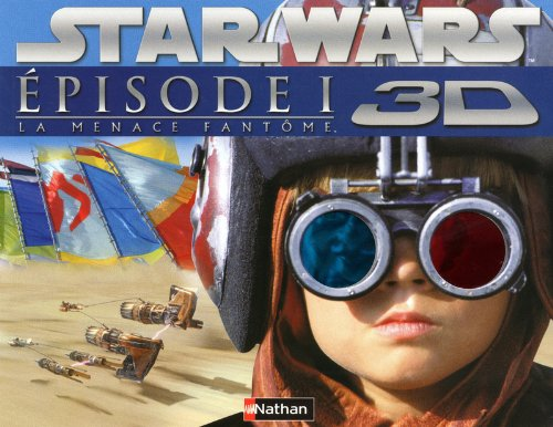 Star Wars 3D : Episode I : La menace fantôme