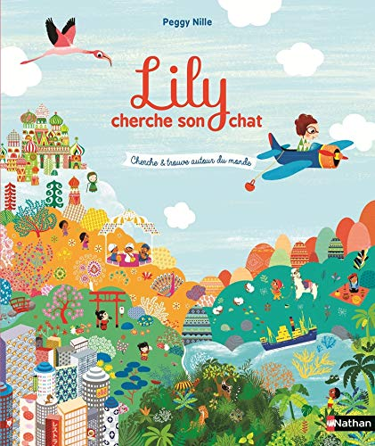 Lily cherche son chat / Peggy Nille.