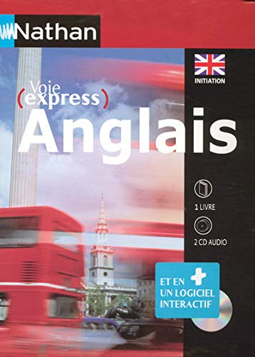 voie express anglais   coffret initiation   m u00e9thode de langues