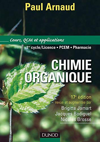 Chimie organique : Cours et applications