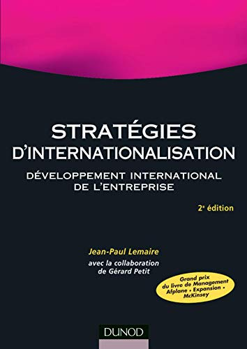 Stratégies d'internationalisation