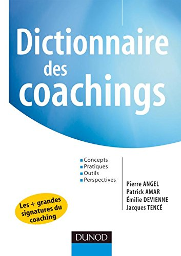Dictionnaire des coachings