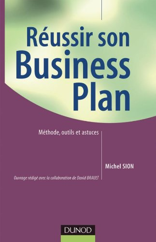 Réussir son Business Plan