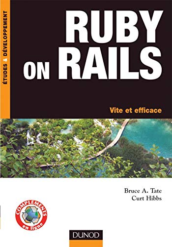 Ruby on rails : Vite et efficace