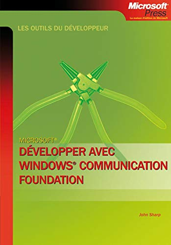Développer avec Windows Communcation Foundation