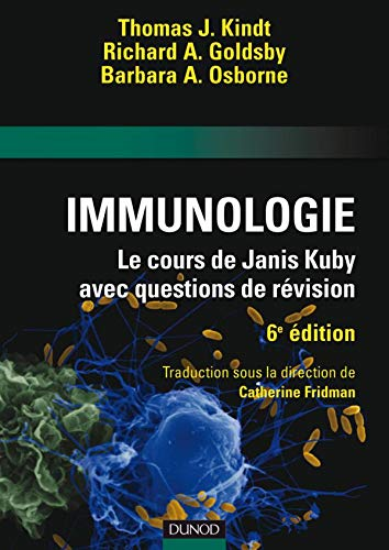Immunologie : Le cours de Janis Kuby