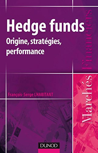 Hedge Funds : Origine, stratégies, performance