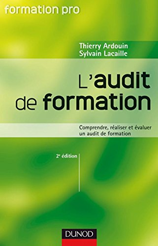 L'audit de formation