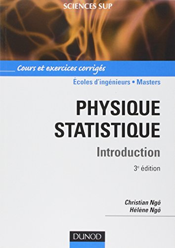 Physique statistique : Introduction