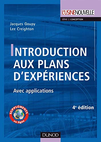 Introduction aux plans d'expériences