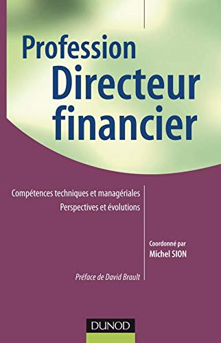 Profession Directeur financier