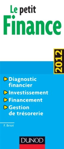 Le petit finance 2012- 4e ed