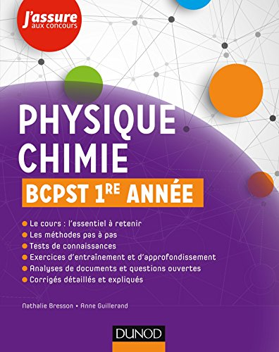Physique chimie |