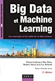 Big data et machine learning | Lemberger, Pirmin. Auteur