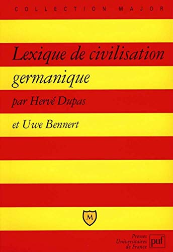 Lexique de civilisation germanique