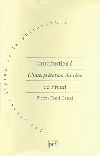 Introduction à l'interprétation du rêve, de Freud