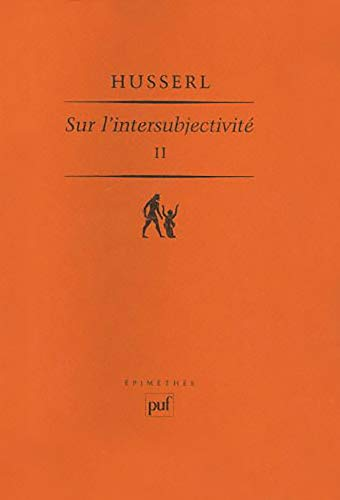 Textes sur l'intersubjectivite v2