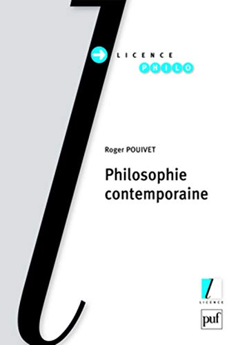 Philosophie contemporaine