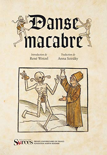 Danse macabre - Introduction de René Wetzel. Traduction de Anna Sziráki