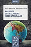 Théories des relations internationales |