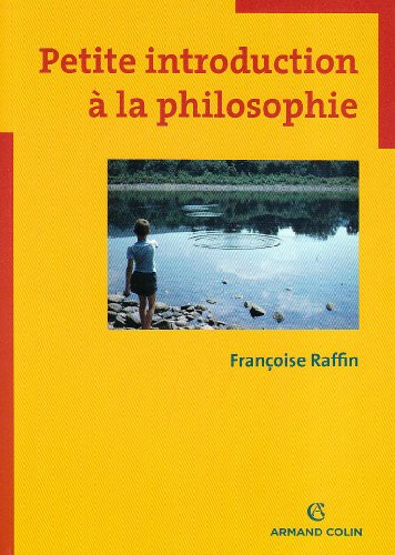 Petite introduction à la philosophie