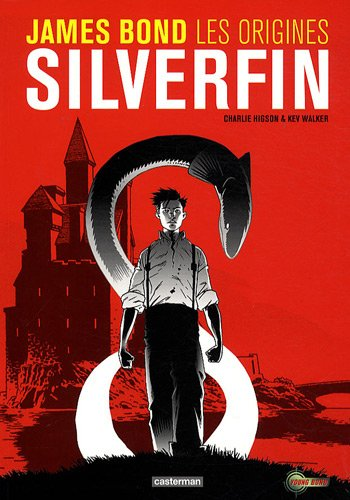 James Bond les origines : Silverfin