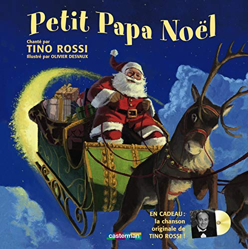 Petit Papa Noël (1CD audio)