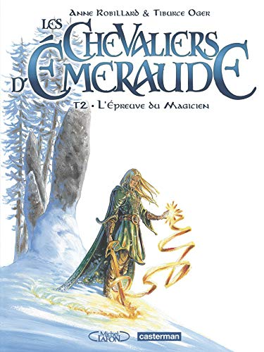 Les Chevaliers d'Emeraude, Tome 2 :