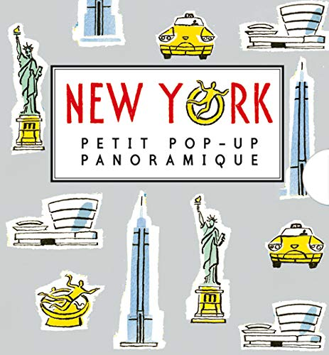 Petit pop-up panoramique tome 2 - New York