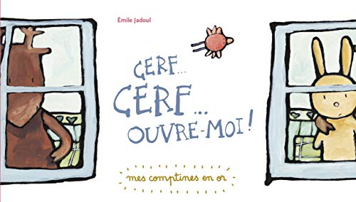 Cerf... cerf... ouvre-moi ! |