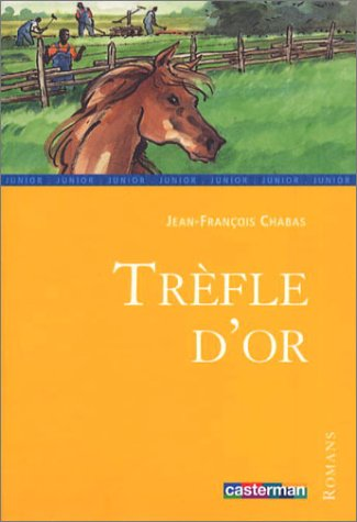 Trèfle d'or.