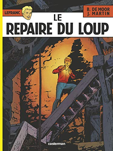 Lefranc, tome 4