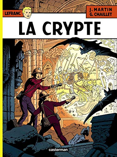 Lefranc, tome 9