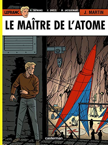 Lefranc, Tome 17