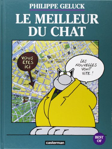 Le Chat - Best of, tome 1
