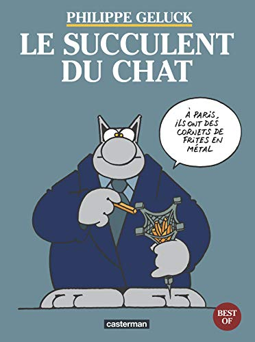 Le Chat - Best of, tome 3