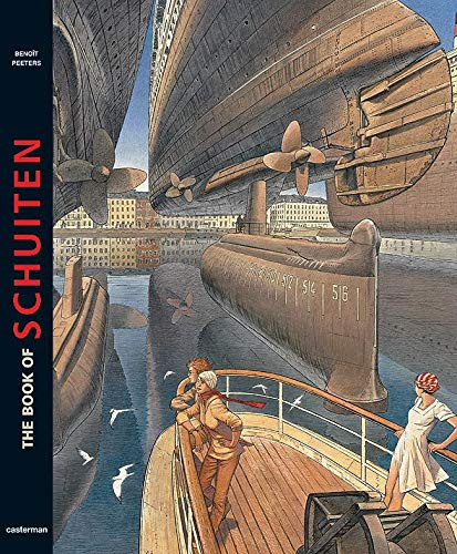 The Book Of Schuiten
