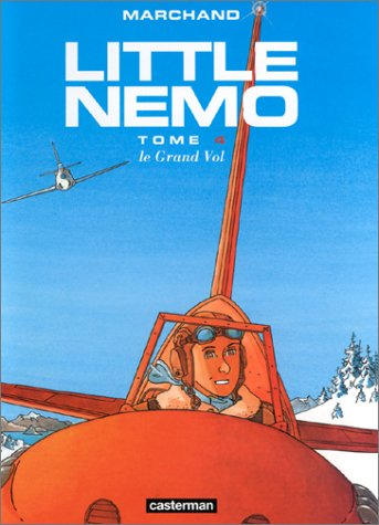 Little Nemo, tome 4 : Le Grand Vol