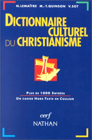 Dictionnaire culturel du Christianisme