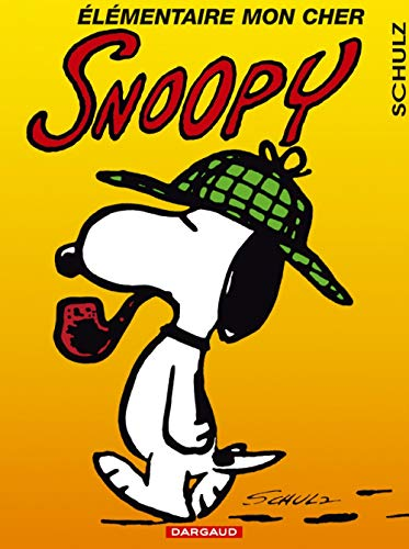 Snoopy, tome 13 : Elémentaire mon cher Snoopy