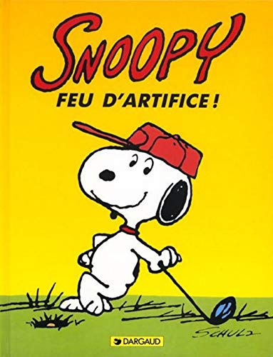 Snoopy, tome 16 : Feu d'artifice !