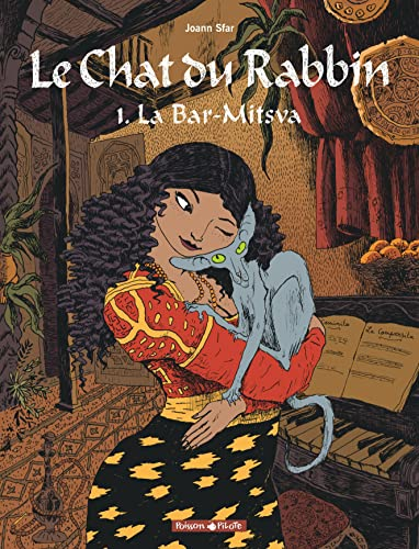 Le Chat du Rabbin, tome 1