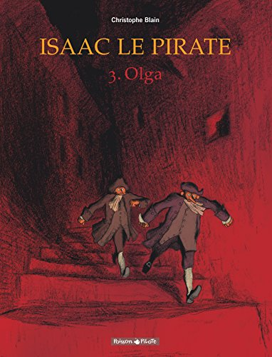Isaac le pirate, tome 3