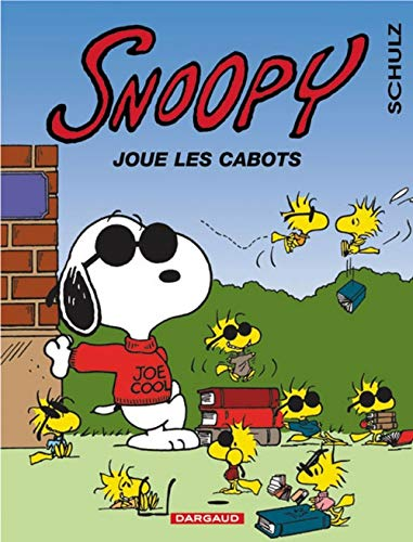 Snoopy, tome 32 : Snoopy joue les cabots
