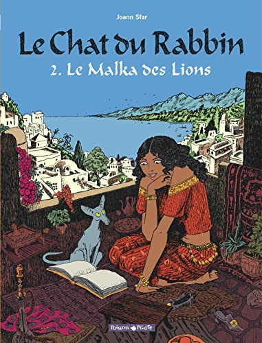 Le Chat du Rabbin, tome 2