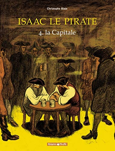 Isaac le Pirate, tome 4